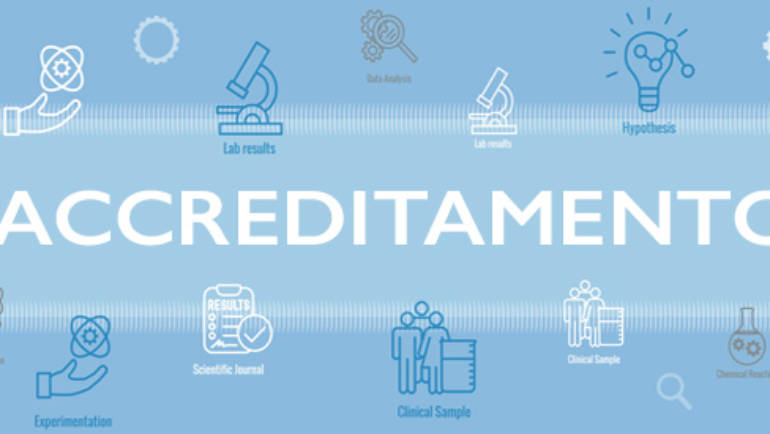 ACCREDITAMENTO ISO/IEC 17025