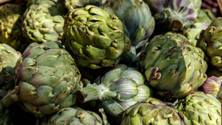 Let's rediscover the artichokes