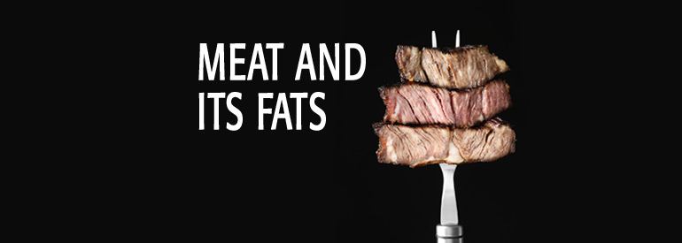 Meat yes, but with quality fats!