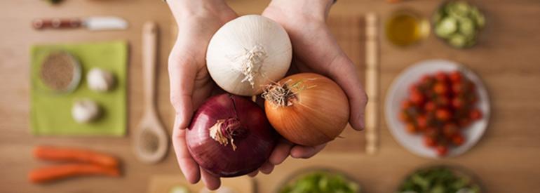 Cipolla: un'alleata per la nostra salute