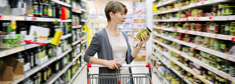 Reading the food labels with the lipidomics' help