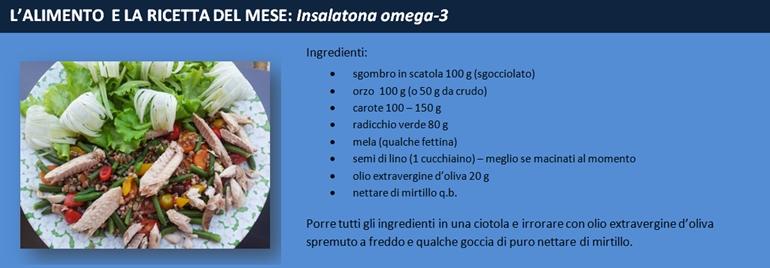 insalata omega3