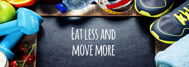 Eat less and move more: is it really that easy to lose weight?