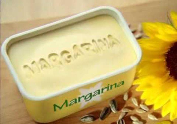 margarina idrogenata