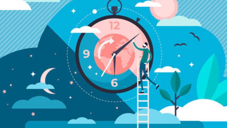 Biological clock and feeding