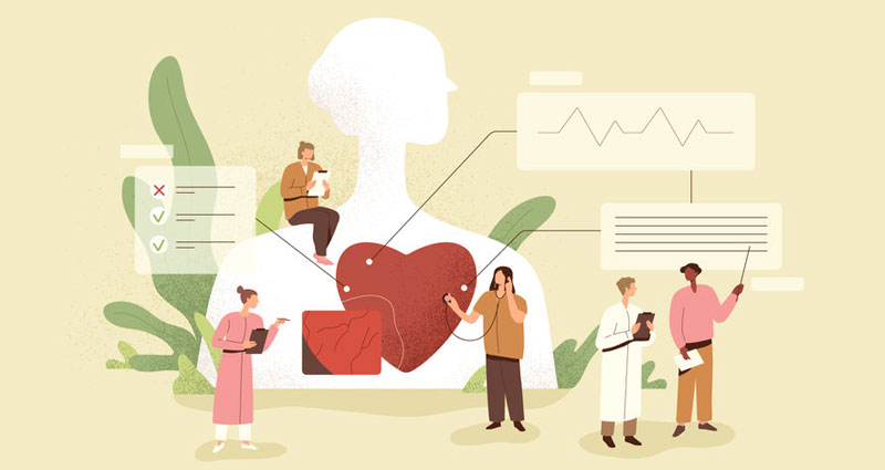 HEART HEALTH STARTS AT THE TABLE