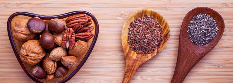 L'utilizzo dei semi essenziali in cucina